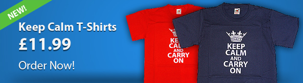 keep calm and carry on t-shirts